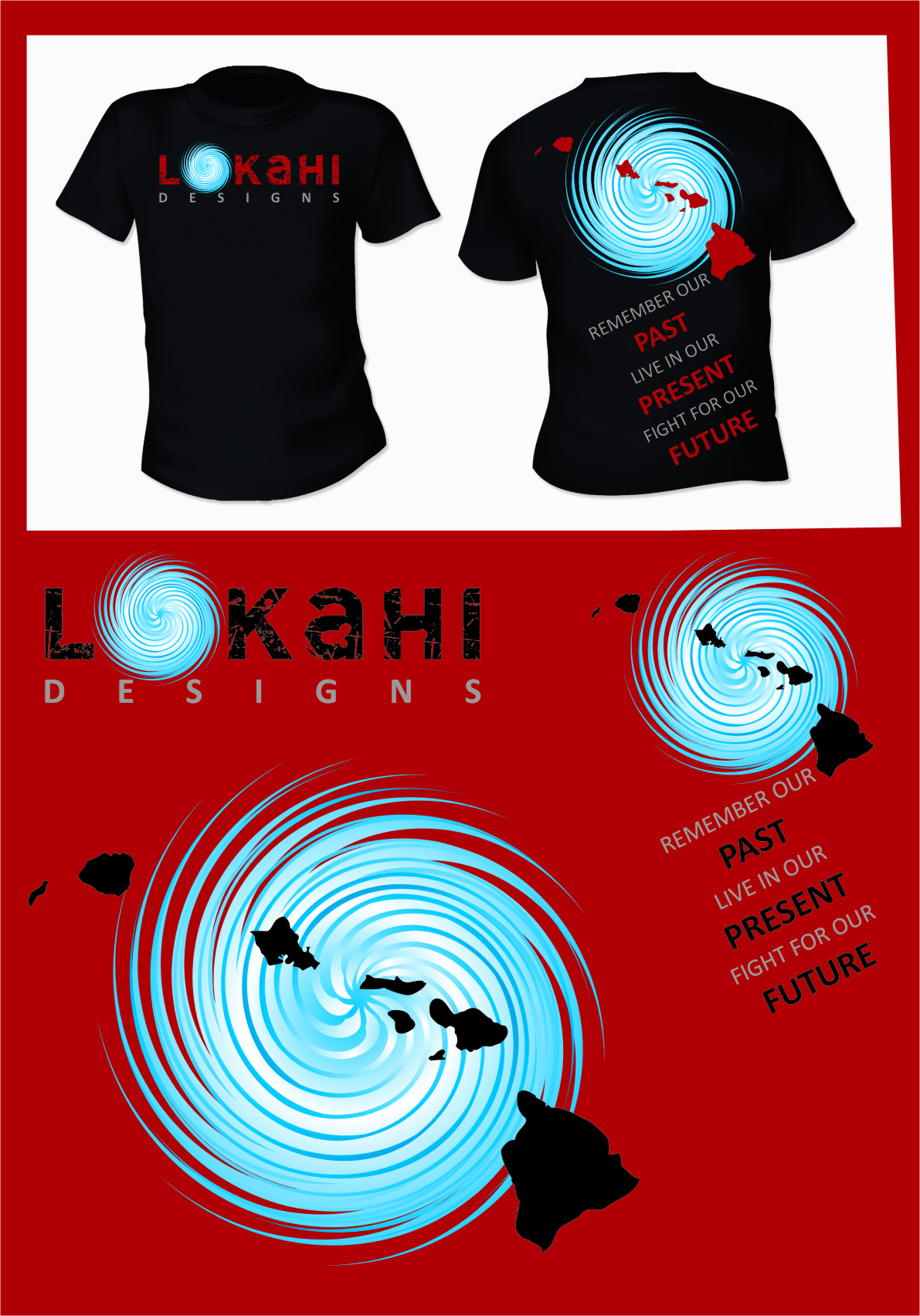 Clothing Design by Ngepet_art - Entry No. 123 in the Clothing Design Contest Creative Clothing Design for LOKAHI designs.