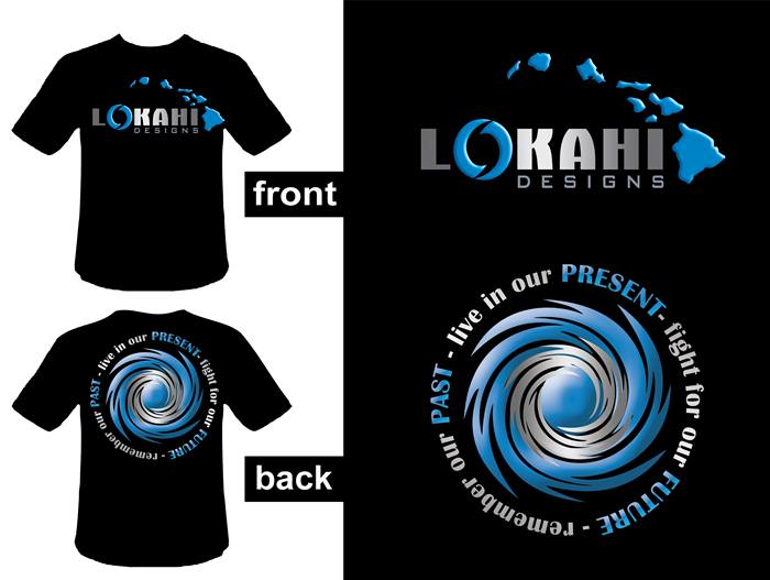 Clothing Design by Respati Himawan - Entry No. 124 in the Clothing Design Contest Creative Clothing Design for LOKAHI designs.