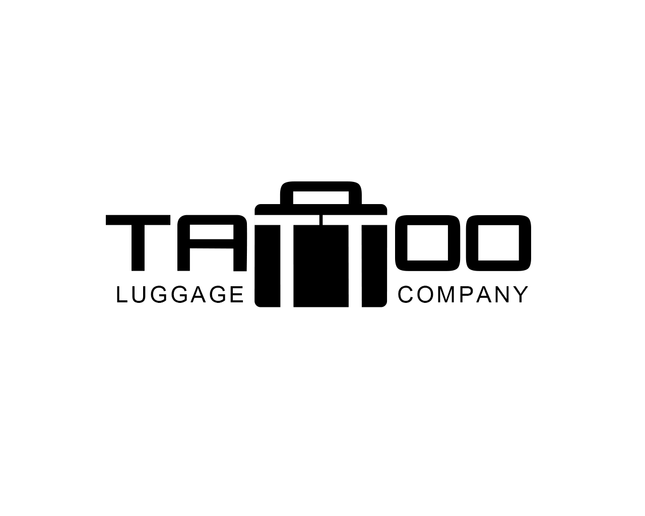 Logo Design by philipprince - Entry No. 70 in the Logo Design Contest Artistic Logo Design for Tattoo Luggage Company.