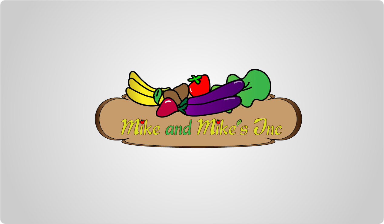 Logo Design by Private User - Entry No. 6 in the Logo Design Contest Captivating Logo Design for Mike and Mike's Inc..