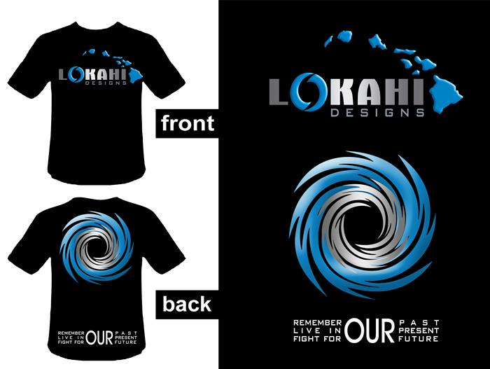 Clothing Design by Respati Himawan - Entry No. 127 in the Clothing Design Contest Creative Clothing Design for LOKAHI designs.