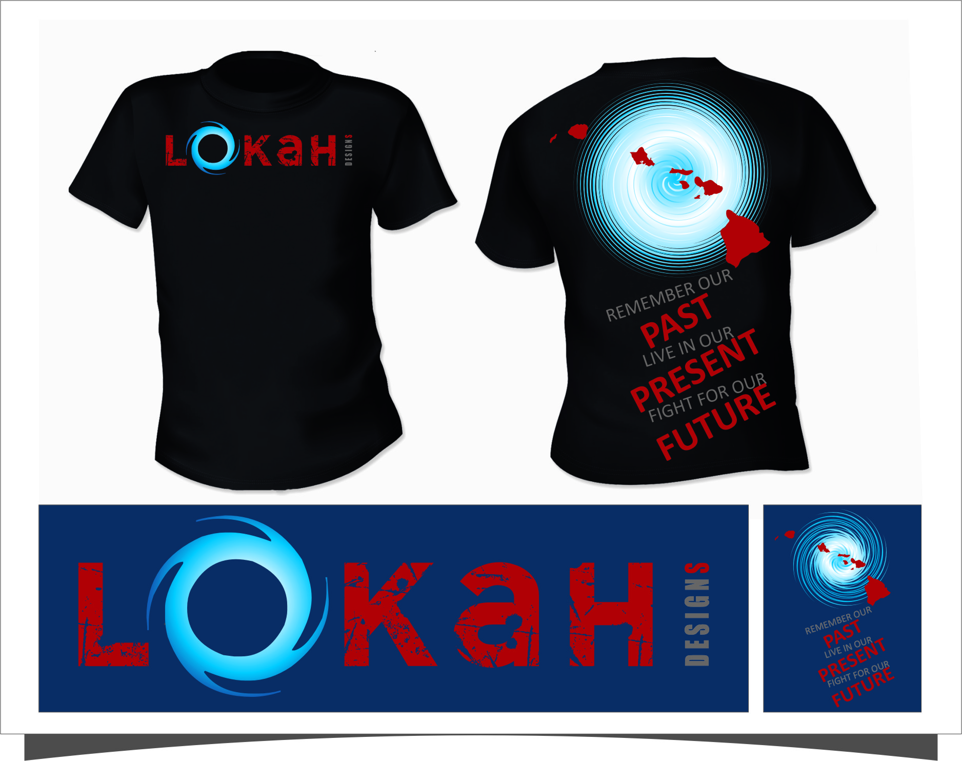 Clothing Design by Ngepet_art - Entry No. 136 in the Clothing Design Contest Creative Clothing Design for LOKAHI designs.