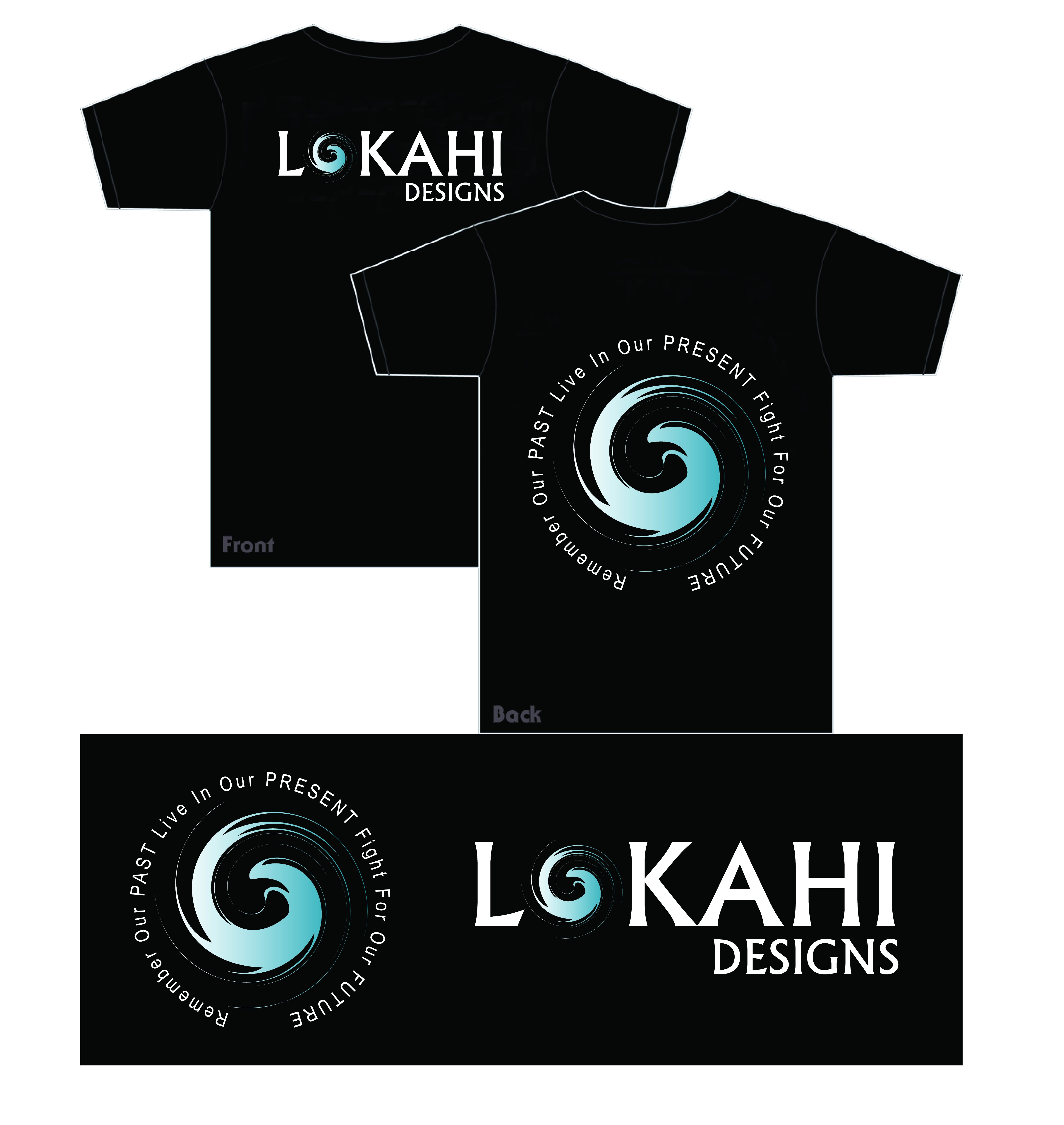 Clothing Design by 3draw - Entry No. 138 in the Clothing Design Contest Creative Clothing Design for LOKAHI designs.