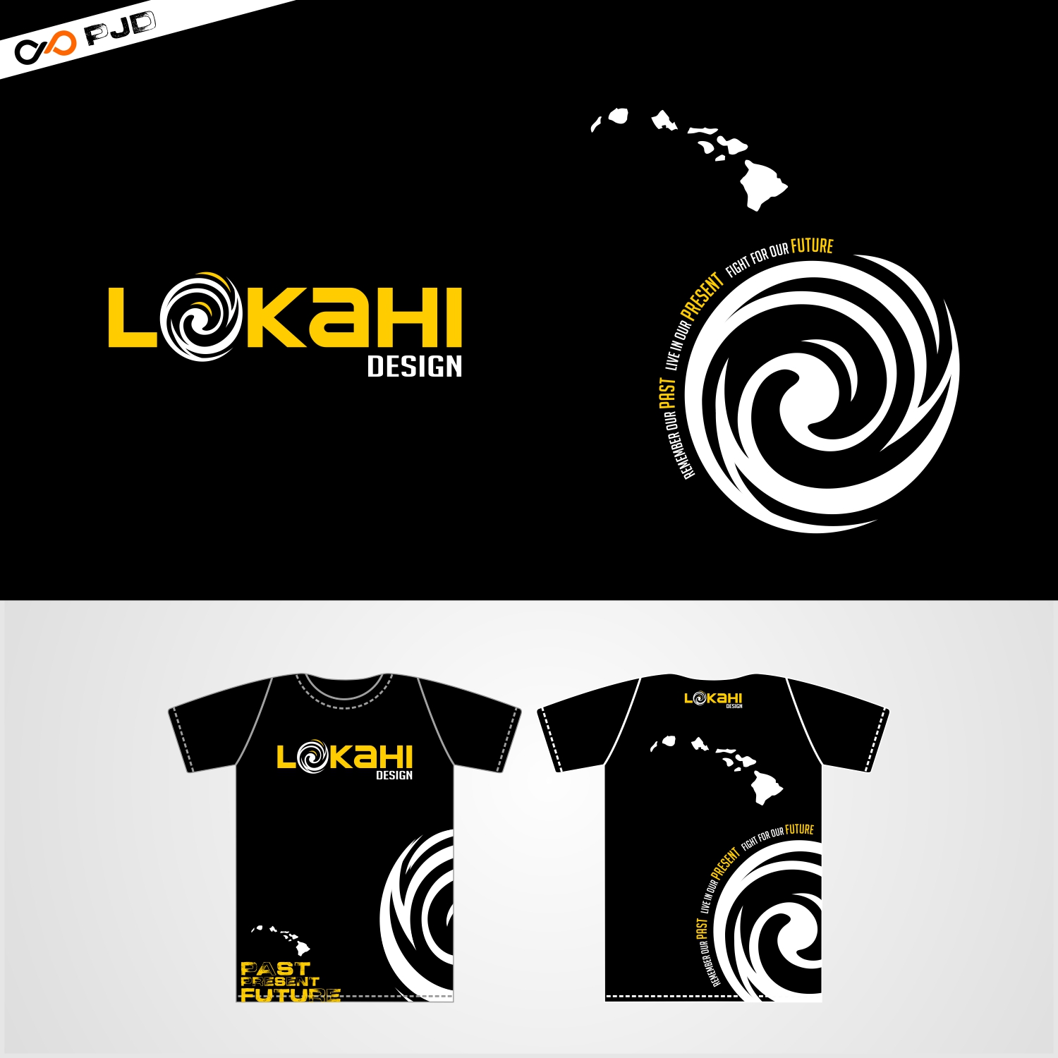 Clothing Design by PJD - Entry No. 145 in the Clothing Design Contest Creative Clothing Design for LOKAHI designs.
