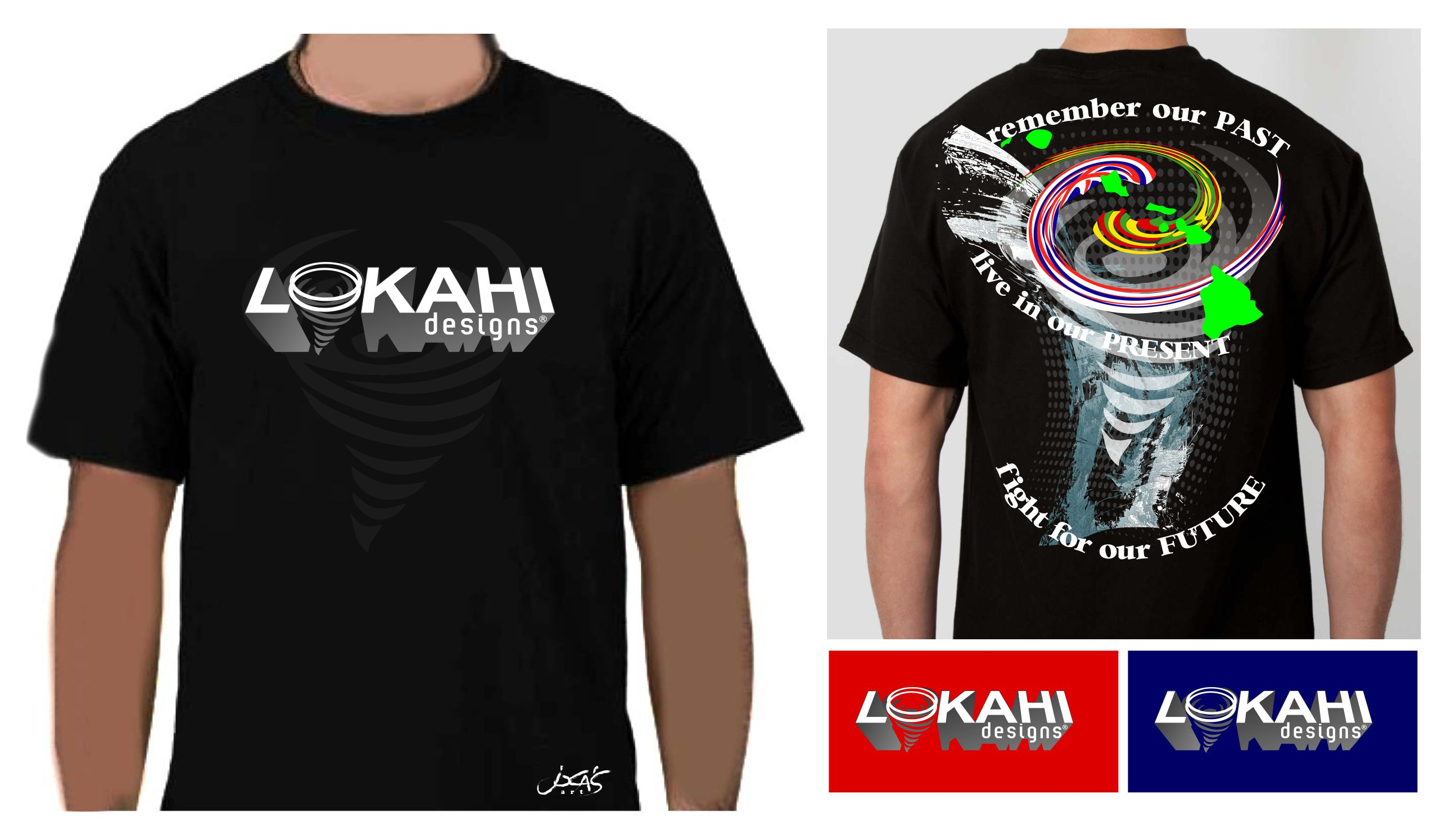 Clothing Design by joca - Entry No. 150 in the Clothing Design Contest Creative Clothing Design for LOKAHI designs.