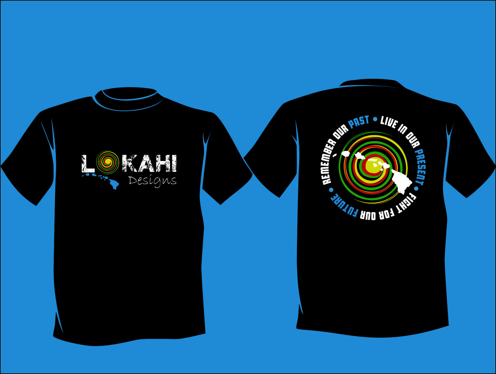 Clothing Design by Agus Martoyo - Entry No. 151 in the Clothing Design Contest Creative Clothing Design for LOKAHI designs.