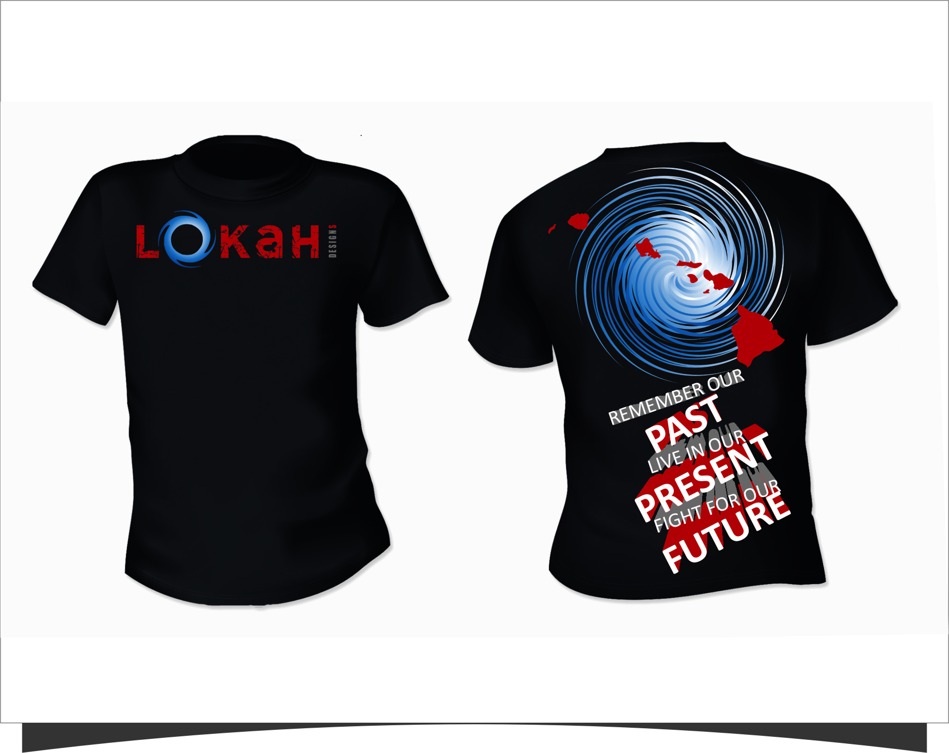 Clothing Design by Ngepet_art - Entry No. 153 in the Clothing Design Contest Creative Clothing Design for LOKAHI designs.