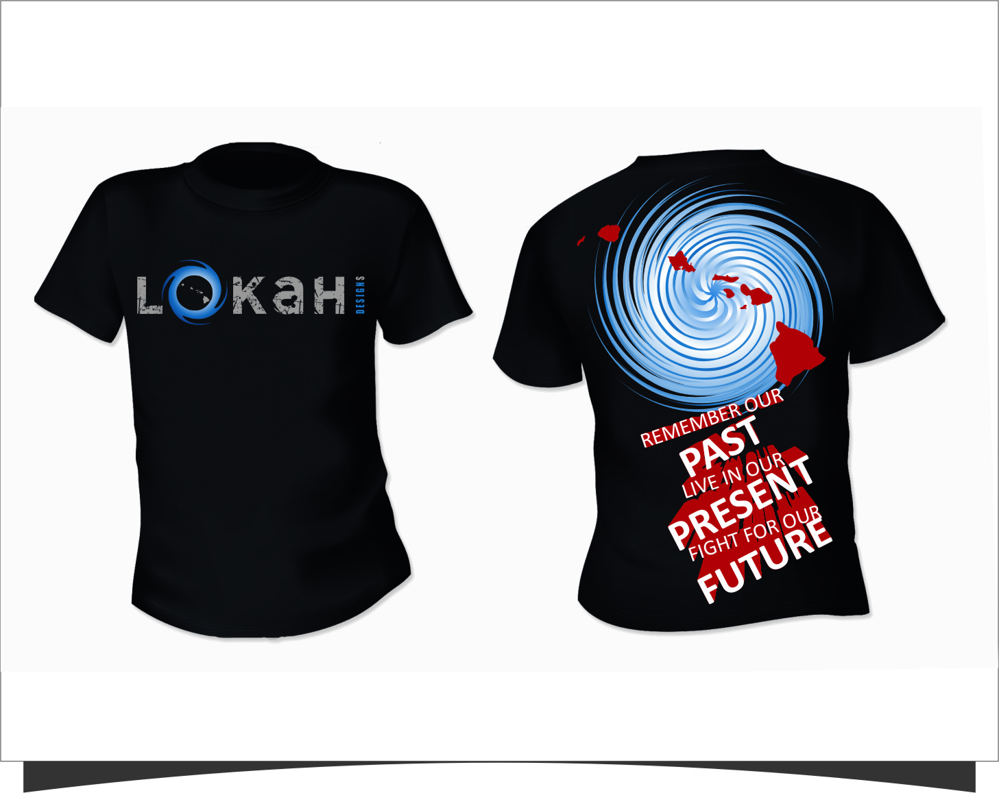 Clothing Design by Ngepet_art - Entry No. 155 in the Clothing Design Contest Creative Clothing Design for LOKAHI designs.