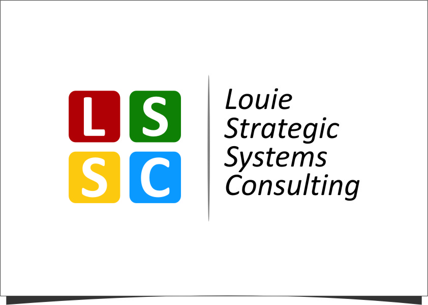 Logo Design by RoSyid Rono-Rene On Java - Entry No. 1 in the Logo Design Contest Artistic Logo Design for Louie Strategic Systems Consulting.
