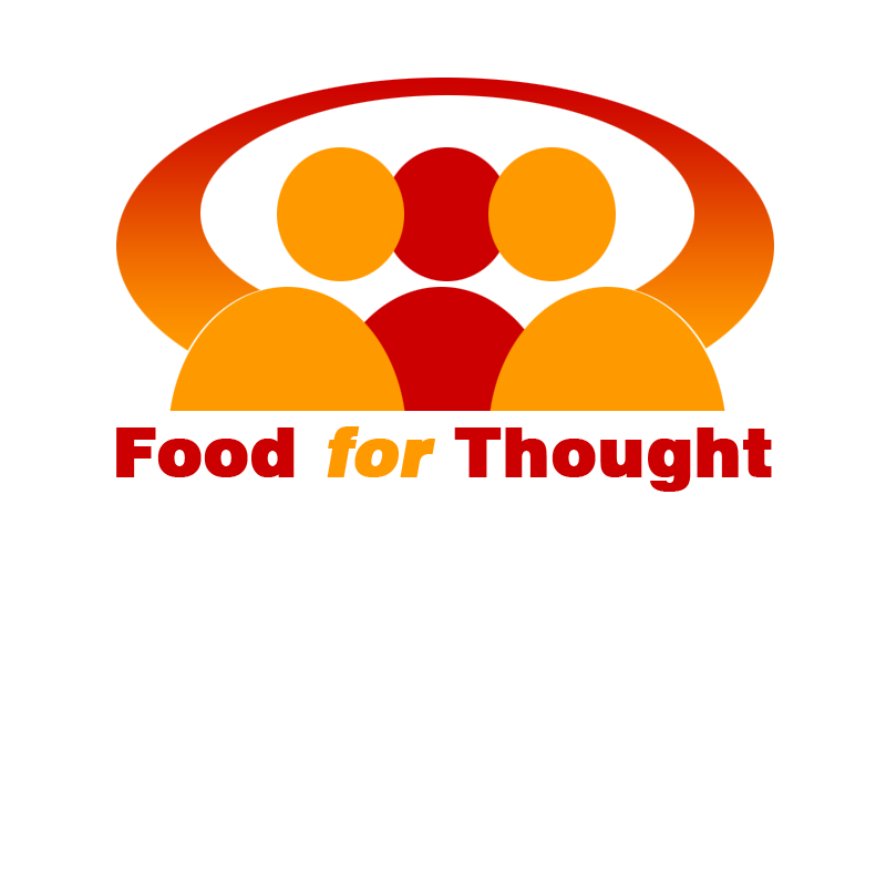 Logo Design by zams - Entry No. 11 in the Logo Design Contest Food for Thought -Partners include SUCCESS, BC Healthy Commu.