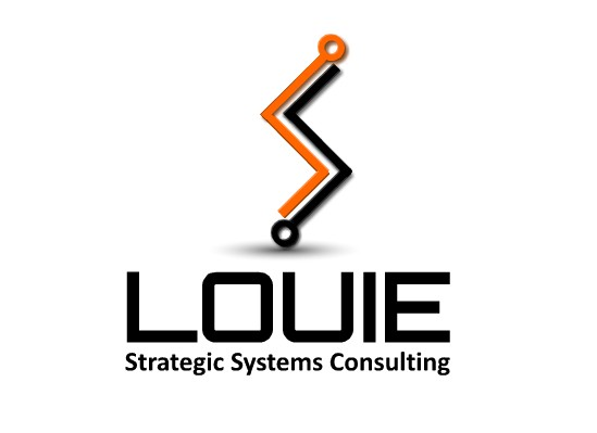 Logo Design by Ismail Adhi Wibowo - Entry No. 6 in the Logo Design Contest Artistic Logo Design for Louie Strategic Systems Consulting.
