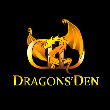 Logo Design by she_ven - Entry No. 118 in the Logo Design Contest The Dragons' Den needs a new logo.