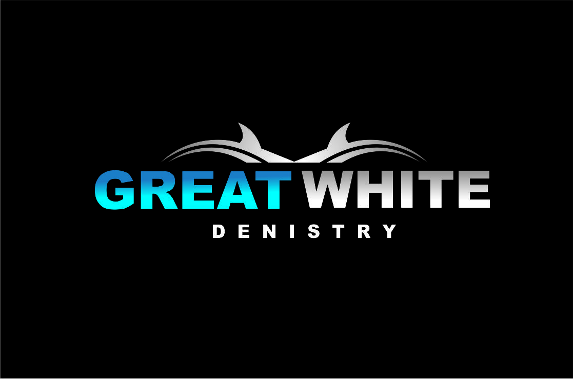 Logo Design by Agus Martoyo - Entry No. 43 in the Logo Design Contest Logo Design for Great White Dentistry.