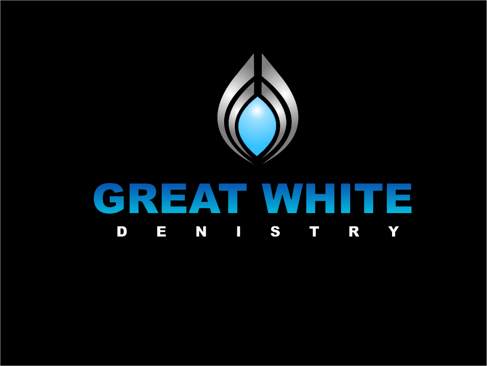Logo Design by Agus Martoyo - Entry No. 46 in the Logo Design Contest Logo Design for Great White Dentistry.