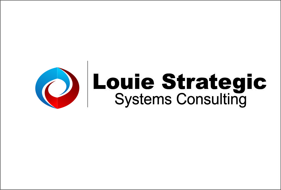 Logo Design by Agus Martoyo - Entry No. 8 in the Logo Design Contest Artistic Logo Design for Louie Strategic Systems Consulting.