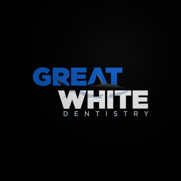 Logo Design by Private User - Entry No. 54 in the Logo Design Contest Logo Design for Great White Dentistry.