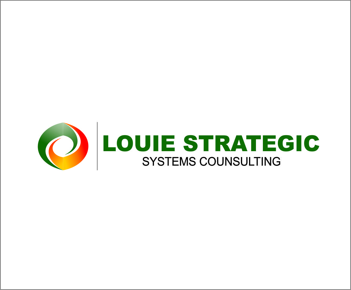 Logo Design by Agus Martoyo - Entry No. 9 in the Logo Design Contest Artistic Logo Design for Louie Strategic Systems Consulting.