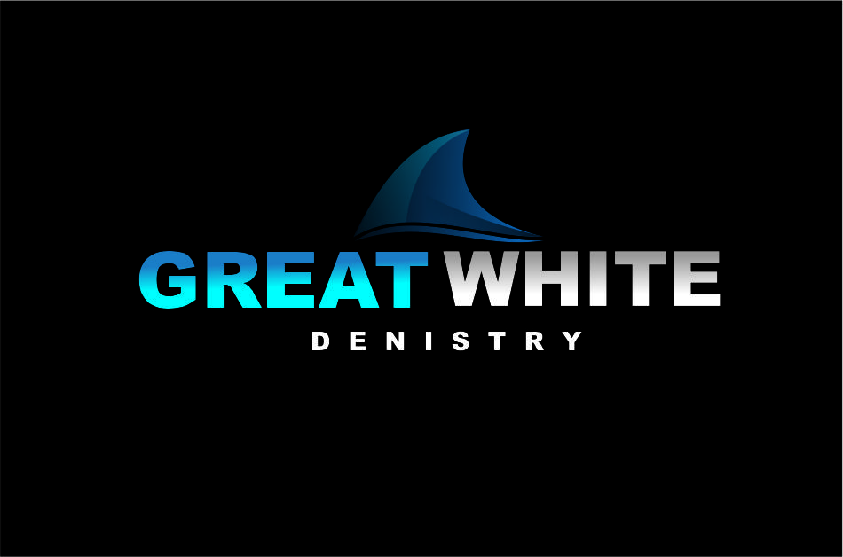 Logo Design by Agus Martoyo - Entry No. 59 in the Logo Design Contest Logo Design for Great White Dentistry.