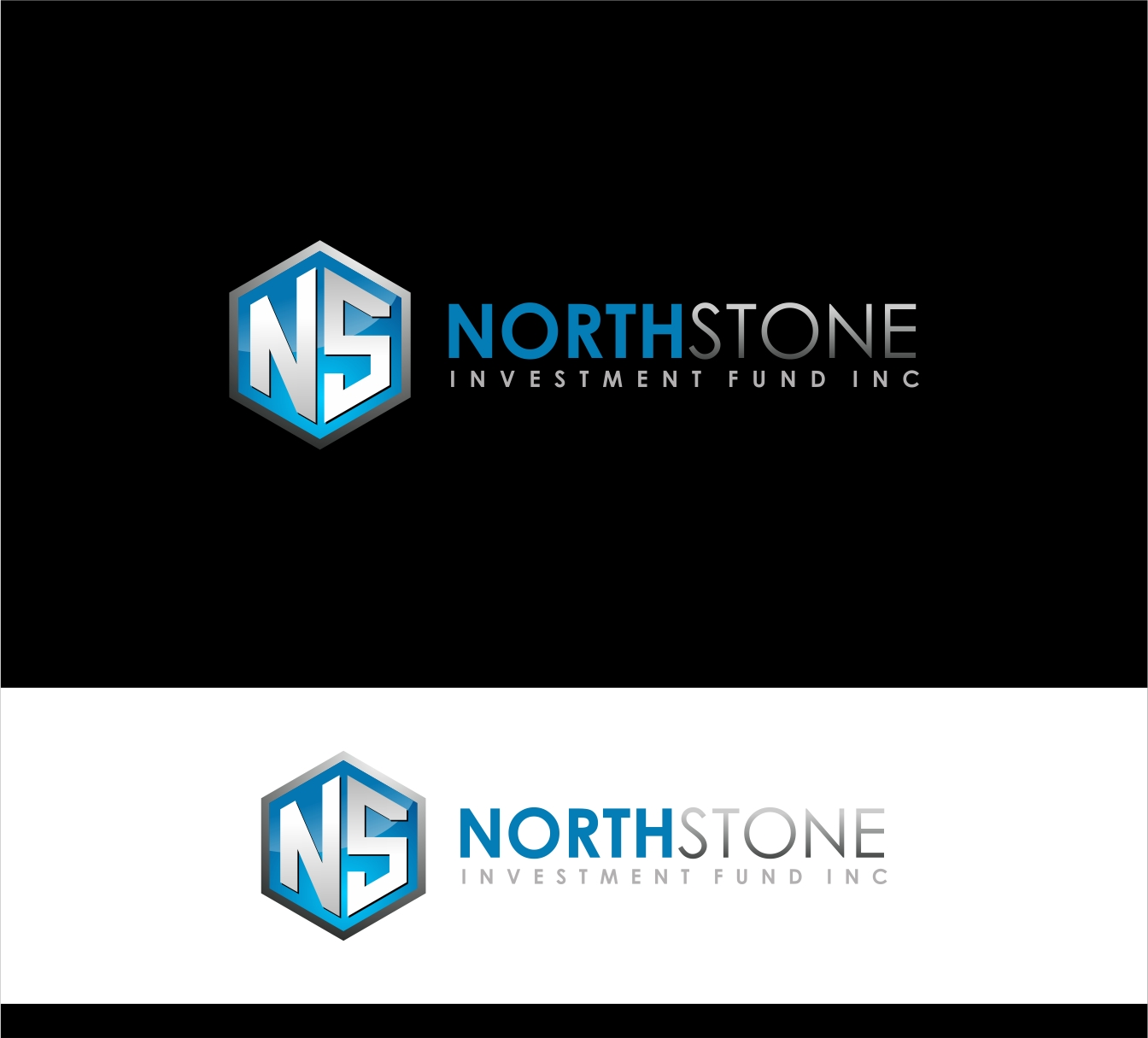 Logo Design by haidu - Entry No. 213 in the Logo Design Contest Unique Logo Design Wanted for NorthStone Investment Fund Inc.