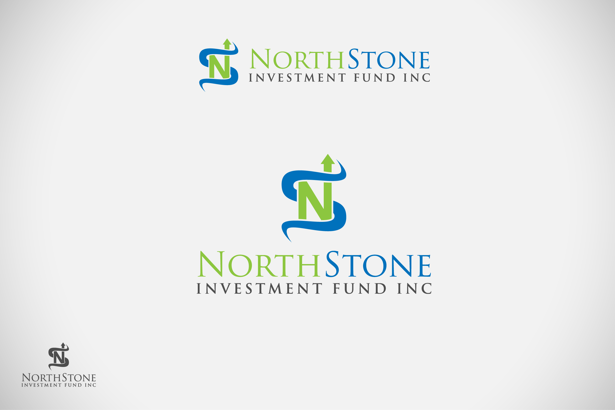 Logo Design by Private User - Entry No. 214 in the Logo Design Contest Unique Logo Design Wanted for NorthStone Investment Fund Inc.