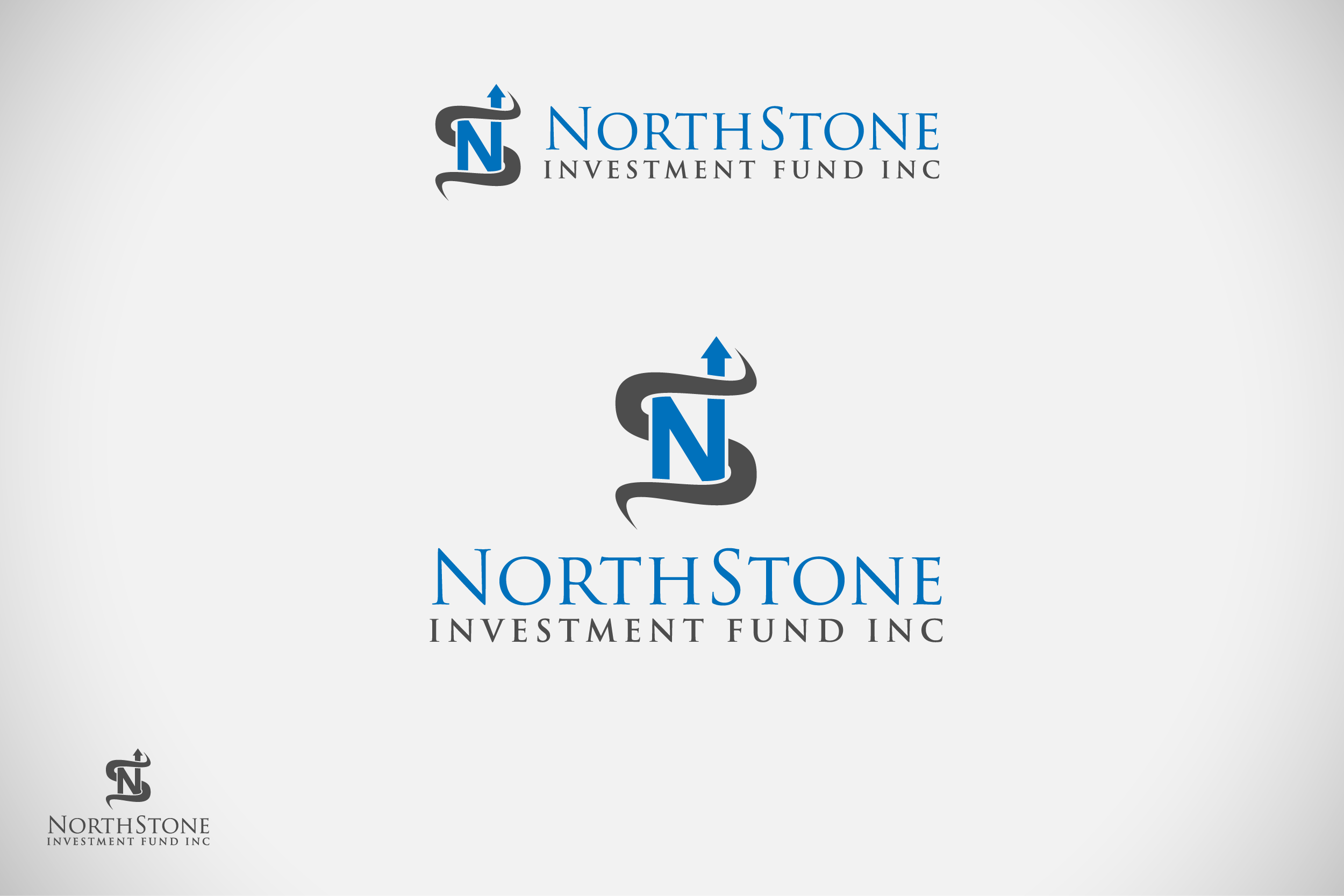Logo Design by Private User - Entry No. 215 in the Logo Design Contest Unique Logo Design Wanted for NorthStone Investment Fund Inc.