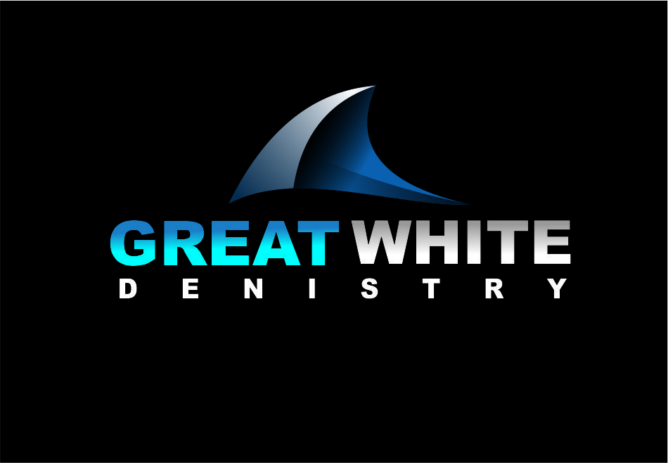 Logo Design by Agus Martoyo - Entry No. 62 in the Logo Design Contest Logo Design for Great White Dentistry.