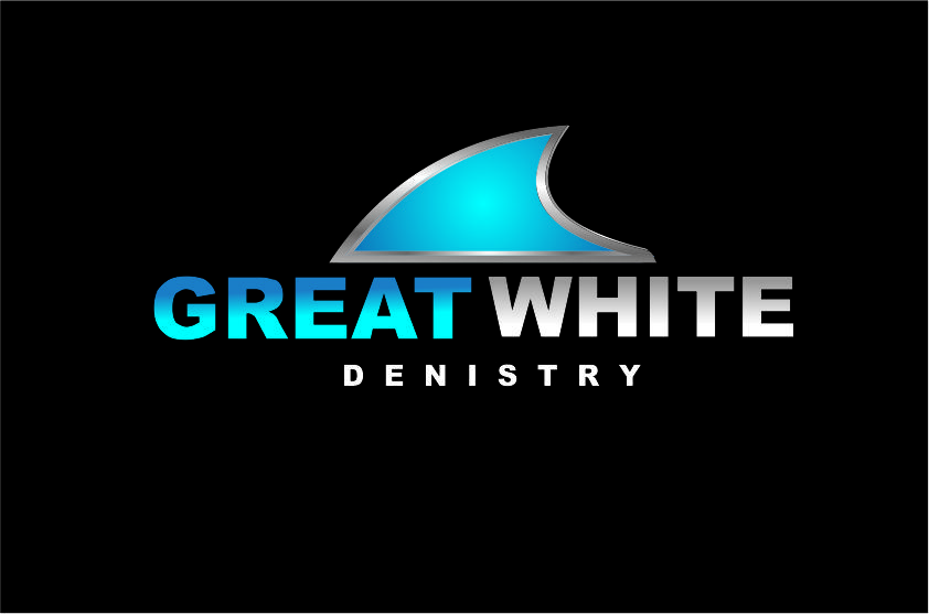 Logo Design by Agus Martoyo - Entry No. 64 in the Logo Design Contest Logo Design for Great White Dentistry.
