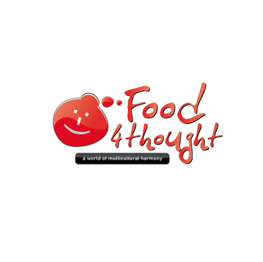 Logo Design by limix - Entry No. 14 in the Logo Design Contest Food for Thought -Partners include SUCCESS, BC Healthy Commu.