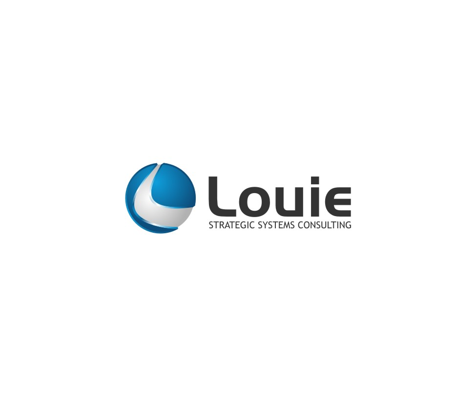 Logo Design by untung - Entry No. 12 in the Logo Design Contest Artistic Logo Design for Louie Strategic Systems Consulting.