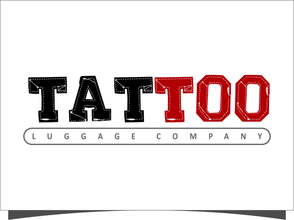 Logo Design by RasYa Muhammad Athaya - Entry No. 103 in the Logo Design Contest Artistic Logo Design for Tattoo Luggage Company.