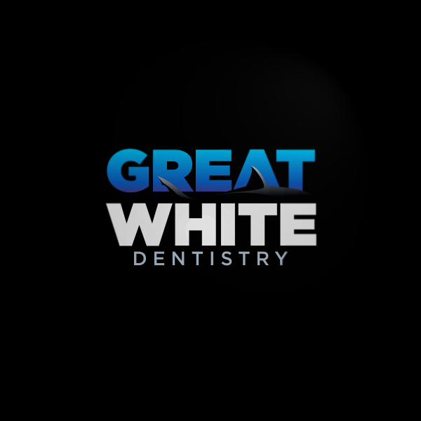 Logo Design by Private User - Entry No. 67 in the Logo Design Contest Logo Design for Great White Dentistry.