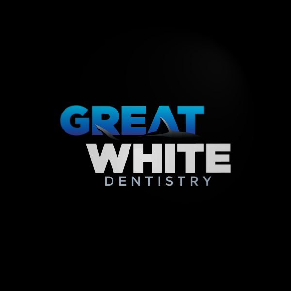 Logo Design by Private User - Entry No. 68 in the Logo Design Contest Logo Design for Great White Dentistry.