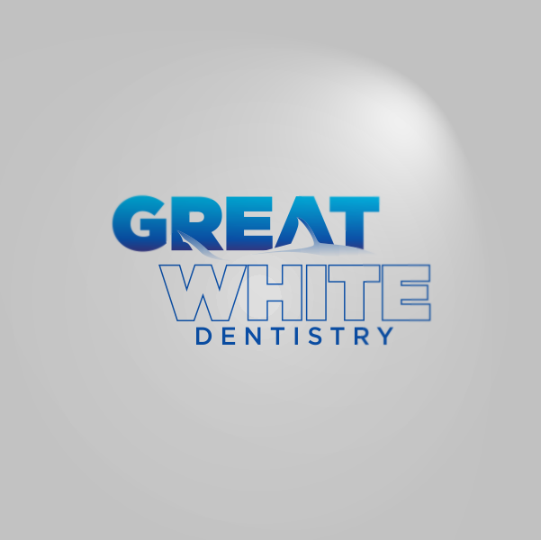Logo Design by Private User - Entry No. 69 in the Logo Design Contest Logo Design for Great White Dentistry.