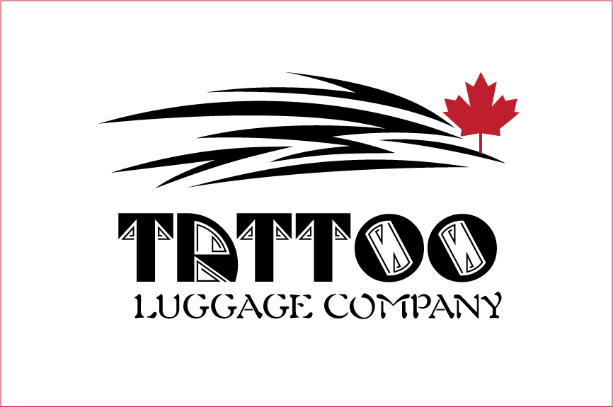 Logo Design by Sri Lata - Entry No. 108 in the Logo Design Contest Artistic Logo Design for Tattoo Luggage Company.