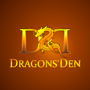 Logo Design by she_ven - Entry No. 125 in the Logo Design Contest The Dragons' Den needs a new logo.