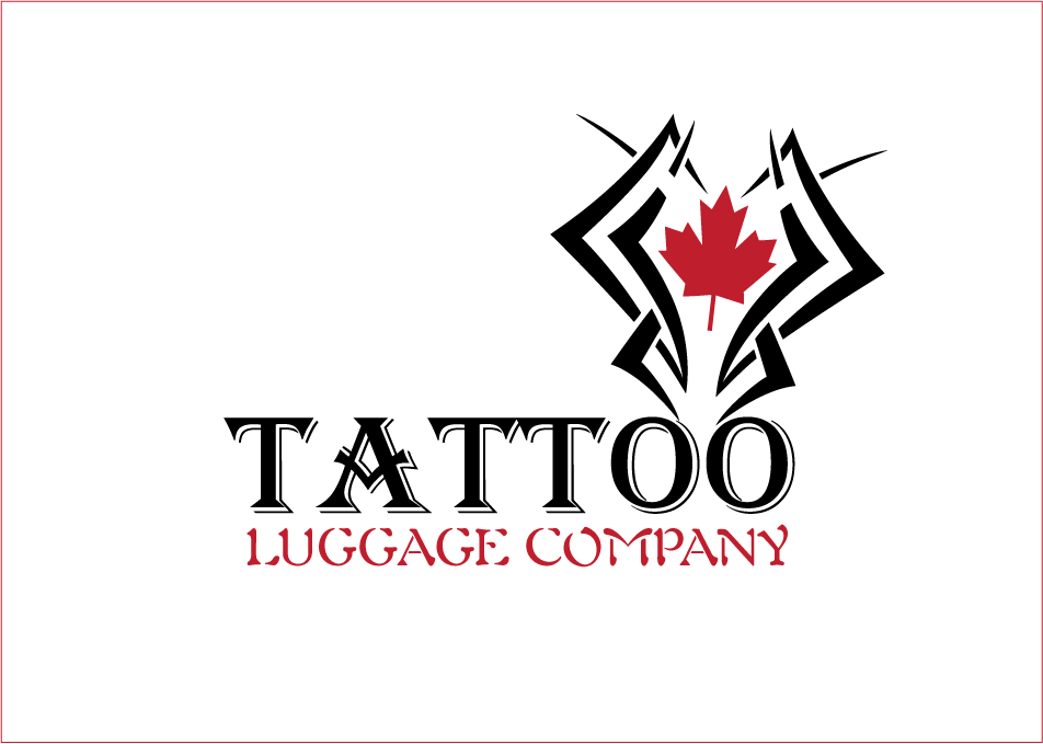 Logo Design by Sri Lata - Entry No. 109 in the Logo Design Contest Artistic Logo Design for Tattoo Luggage Company.