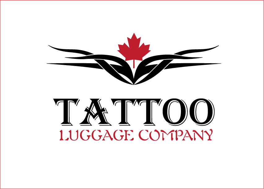 Logo Design by Sri Lata - Entry No. 110 in the Logo Design Contest Artistic Logo Design for Tattoo Luggage Company.