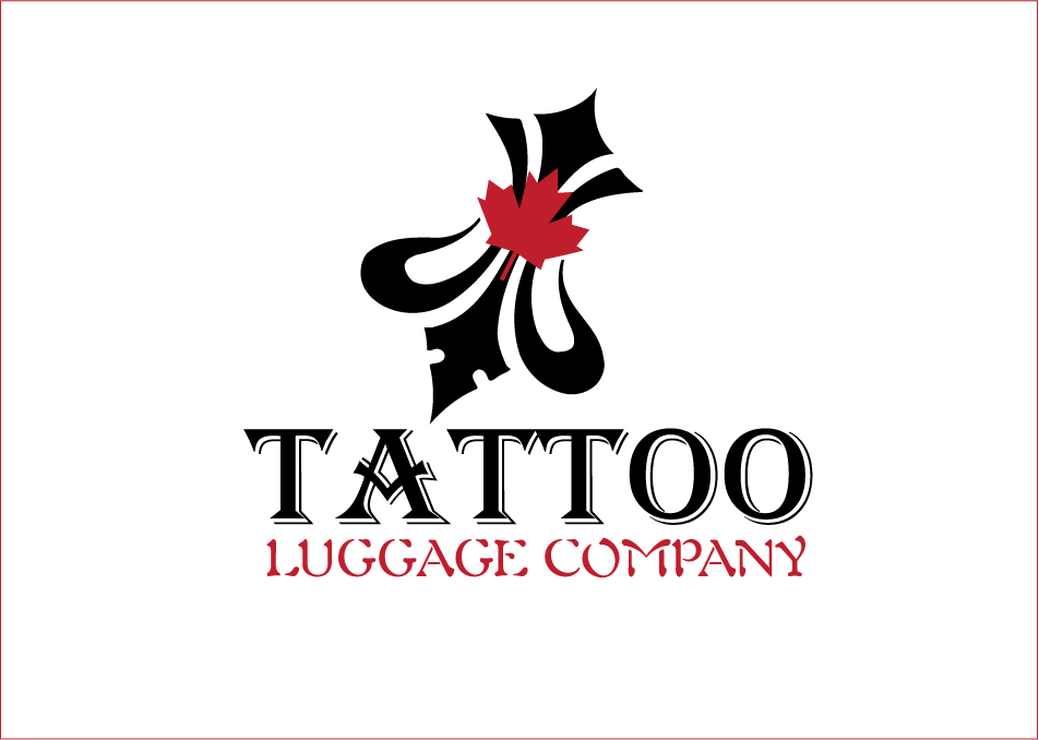 Logo Design by Sri Lata - Entry No. 111 in the Logo Design Contest Artistic Logo Design for Tattoo Luggage Company.