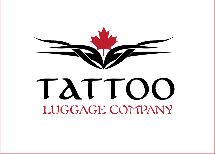 Logo Design by Sri Lata - Entry No. 112 in the Logo Design Contest Artistic Logo Design for Tattoo Luggage Company.