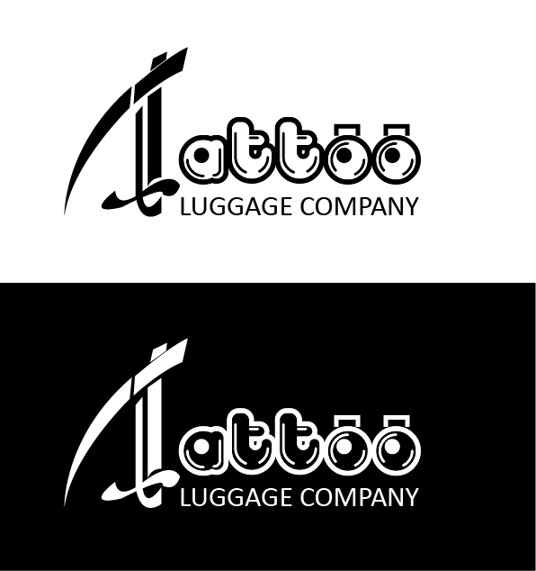 Logo Design by mediaproductionart - Entry No. 113 in the Logo Design Contest Artistic Logo Design for Tattoo Luggage Company.