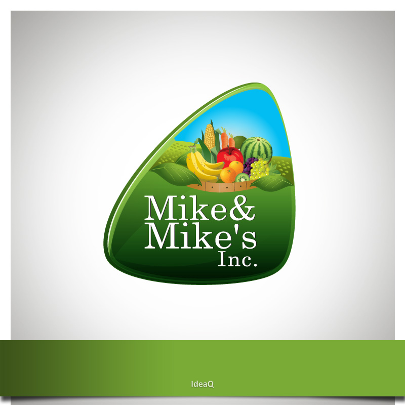 Logo Design by Private User - Entry No. 11 in the Logo Design Contest Captivating Logo Design for Mike and Mike's Inc..