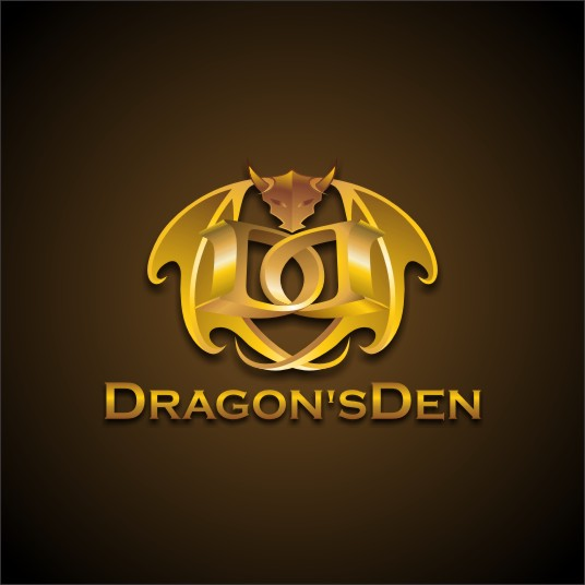 Logo Design by njleqytouch - Entry No. 129 in the Logo Design Contest The Dragons' Den needs a new logo.