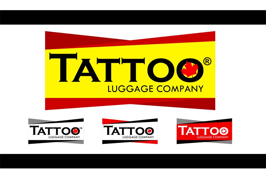 Logo Design by Private User - Entry No. 130 in the Logo Design Contest Artistic Logo Design for Tattoo Luggage Company.