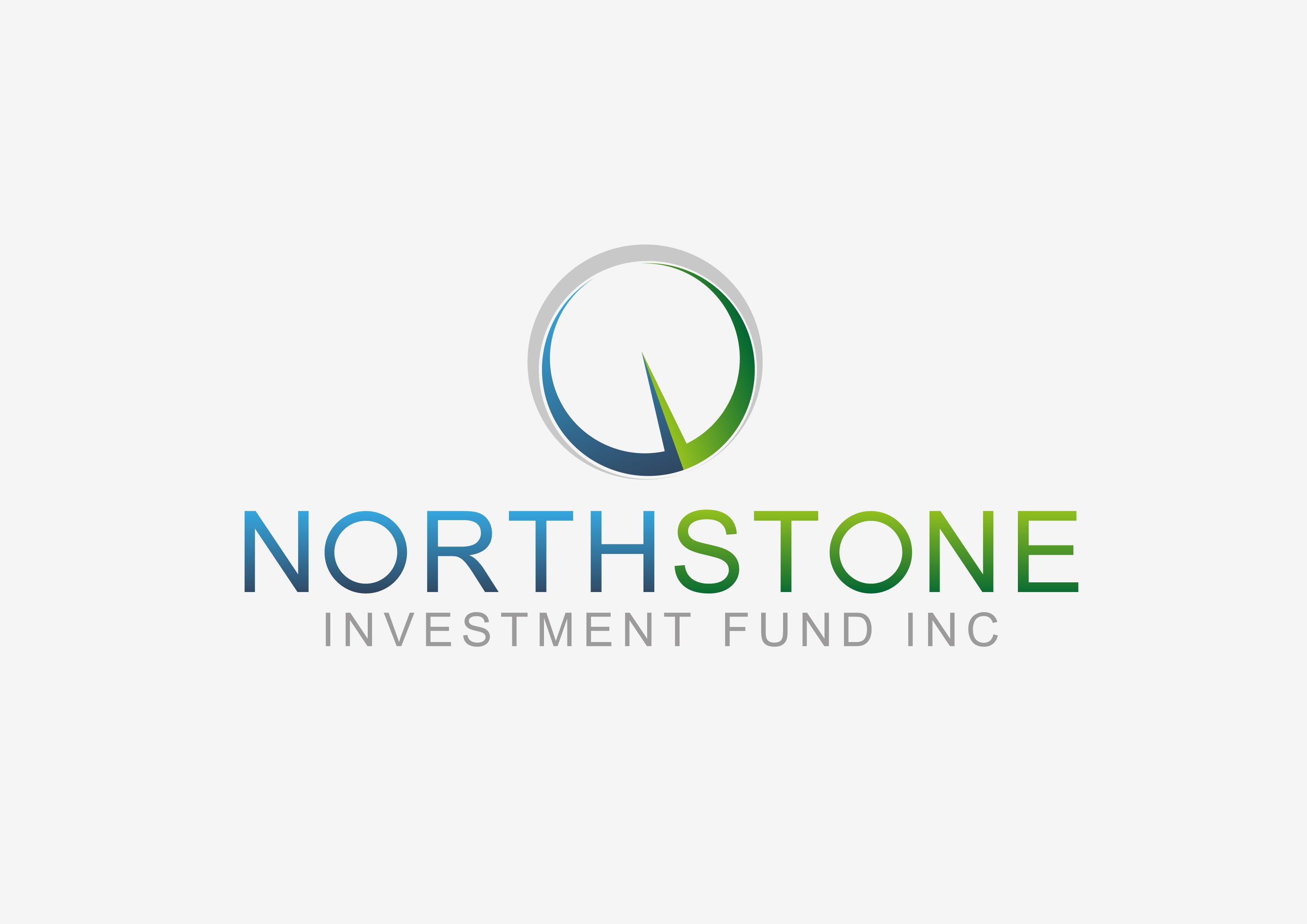 Logo Design by 3draw - Entry No. 220 in the Logo Design Contest Unique Logo Design Wanted for NorthStone Investment Fund Inc.