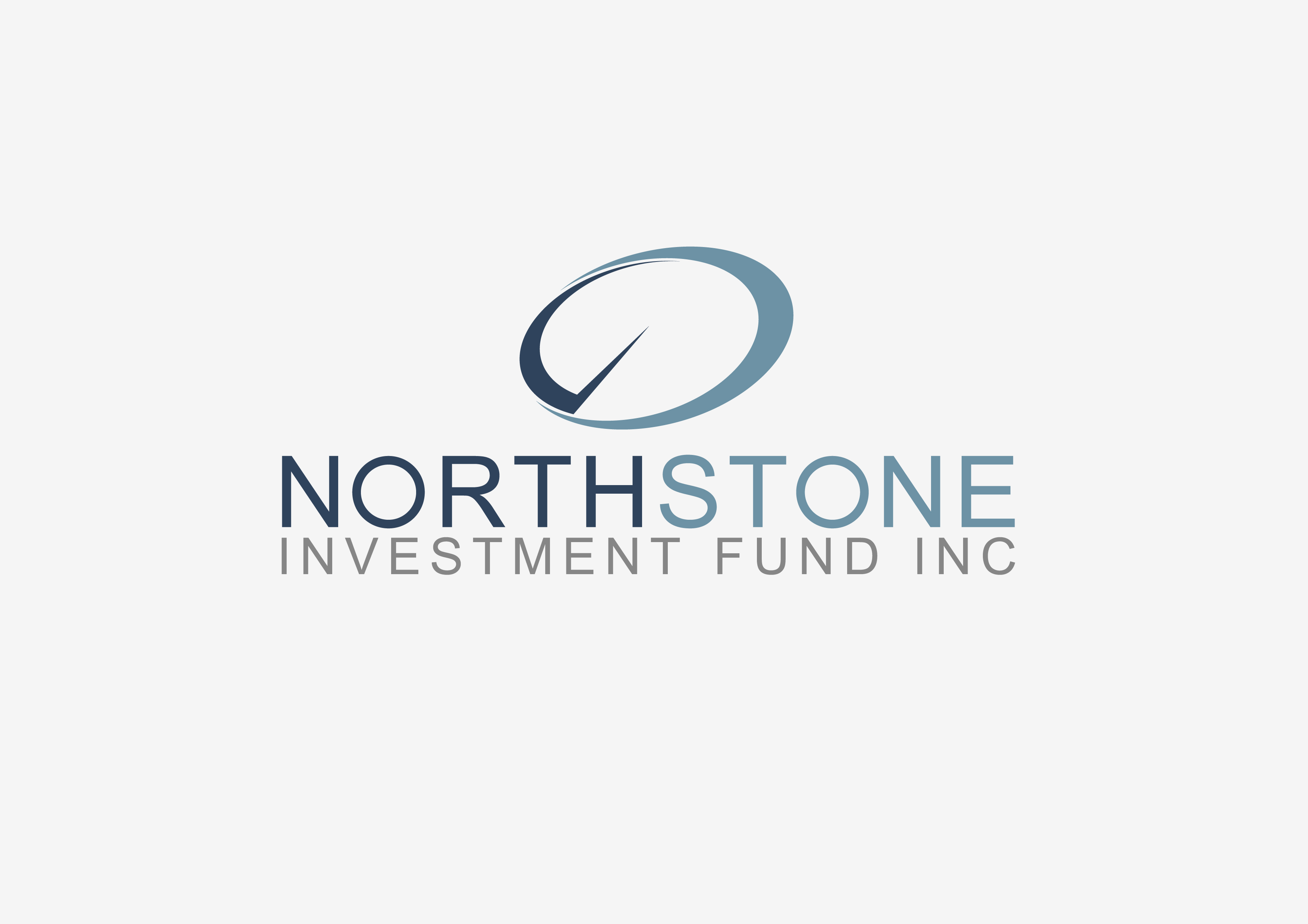 Logo Design by 3draw - Entry No. 226 in the Logo Design Contest Unique Logo Design Wanted for NorthStone Investment Fund Inc.