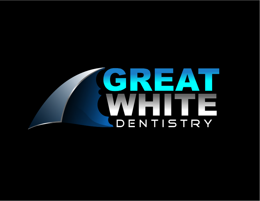 Logo Design by Agus Martoyo - Entry No. 81 in the Logo Design Contest Logo Design for Great White Dentistry.