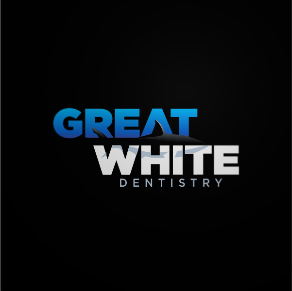 Logo Design by Private User - Entry No. 82 in the Logo Design Contest Logo Design for Great White Dentistry.