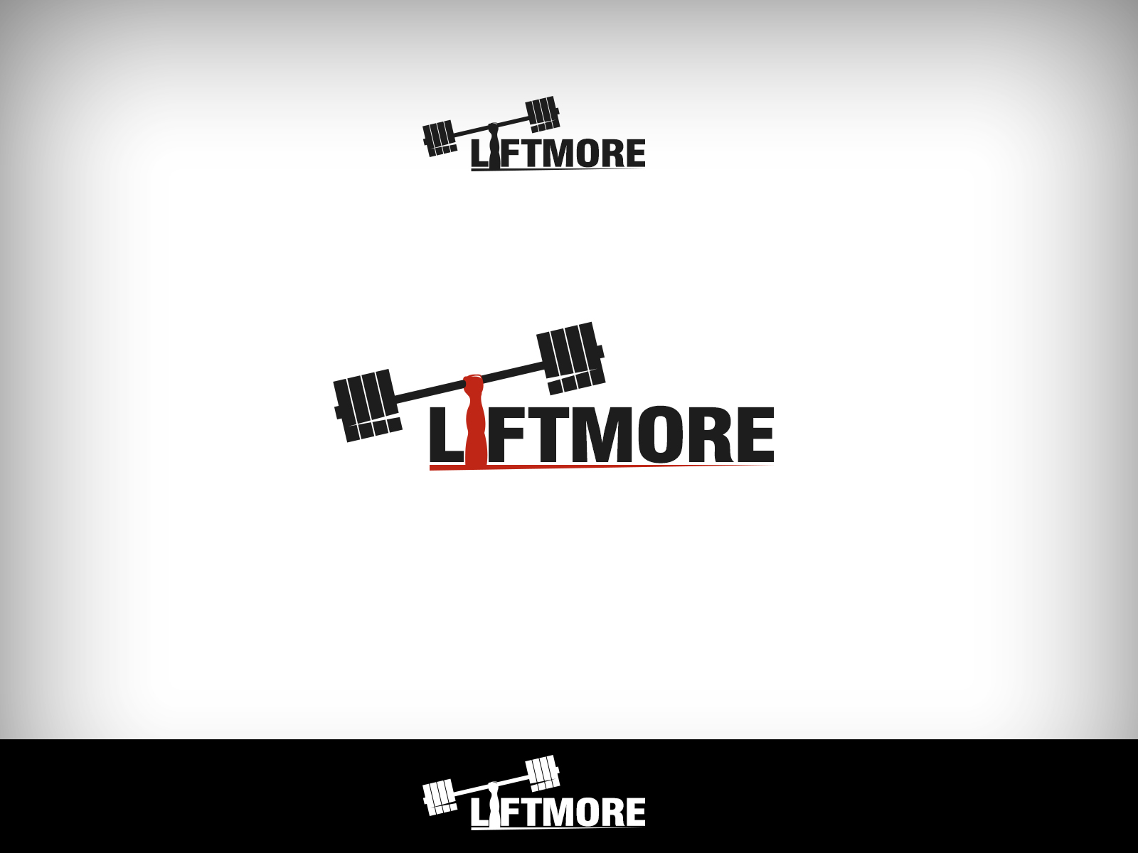 Logo Design by Virgilio Pineda III - Entry No. 30 in the Logo Design Contest Unique Logo Design Wanted for Liftmore.