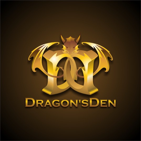 Logo Design by njleqytouch - Entry No. 133 in the Logo Design Contest The Dragons' Den needs a new logo.