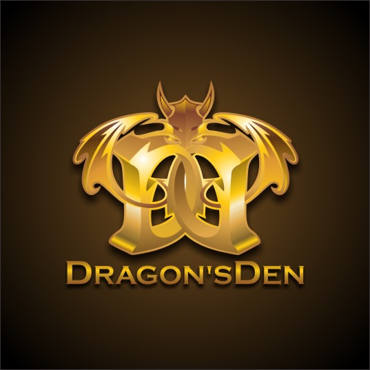 Logo Design by njleqytouch - Entry No. 134 in the Logo Design Contest The Dragons' Den needs a new logo.
